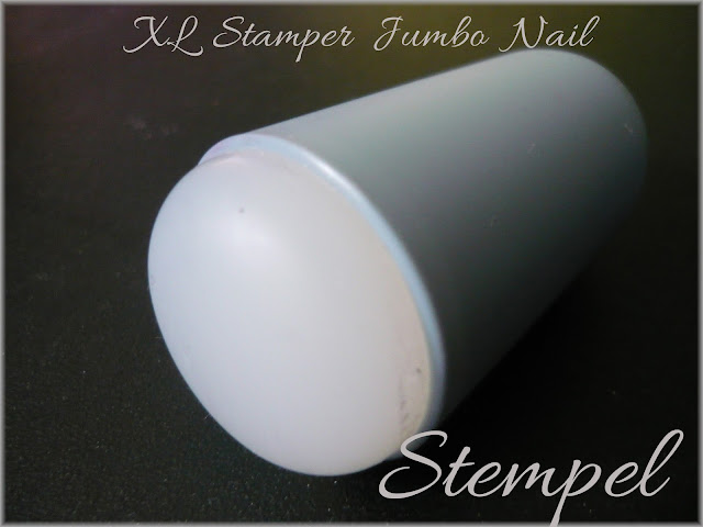 XL Stamper Jumbo Nail review :)
