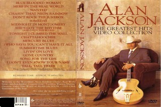 ALAN JACKSON - THE GREATEST HITS VÍDEO COLLECTION