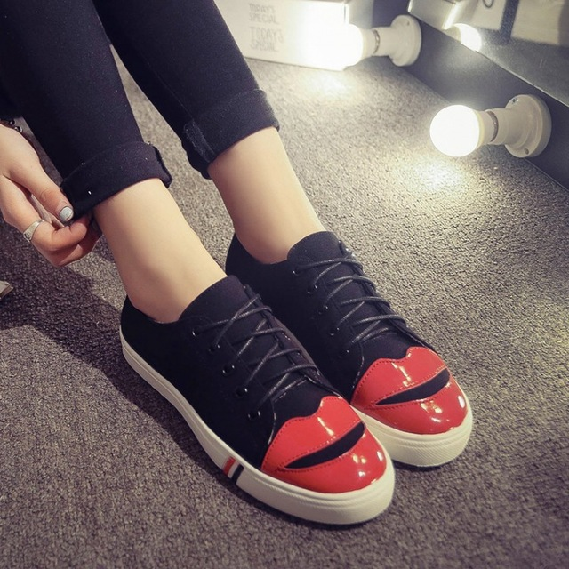 The New Face Of Sneaker – Woman