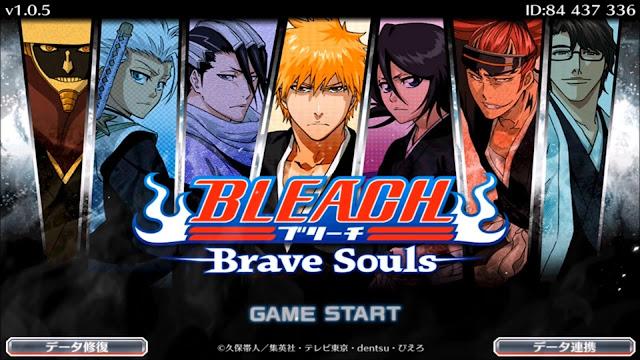 BLEACH Brave Souls Apk Mod Terbaru