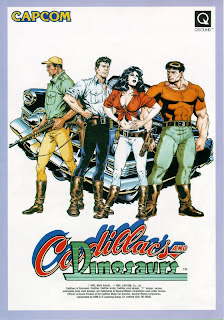 Cadillacs and Dinosaurs PC Game