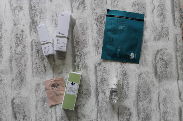New Skincare and Beauty from The Ordinary, Barry M, Barry M, St.Tropez, Origins, The Ordinary, Skincare, New Skincare, Beauty, Beauty Haul