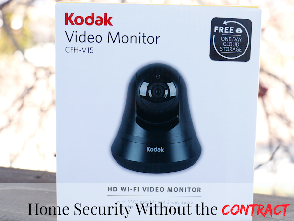 Added Home Security Without the Contract