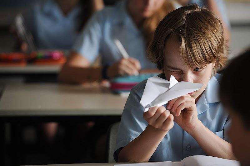 Filem Paper Planes - Bukan hanya Sebuah Kapal Terbang Kertas