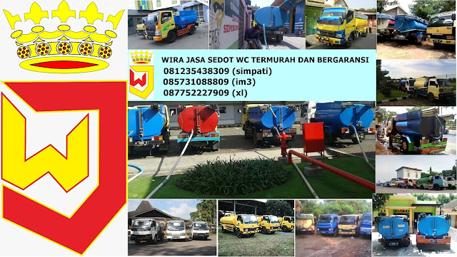 Sedot WC Petemon Surabaya