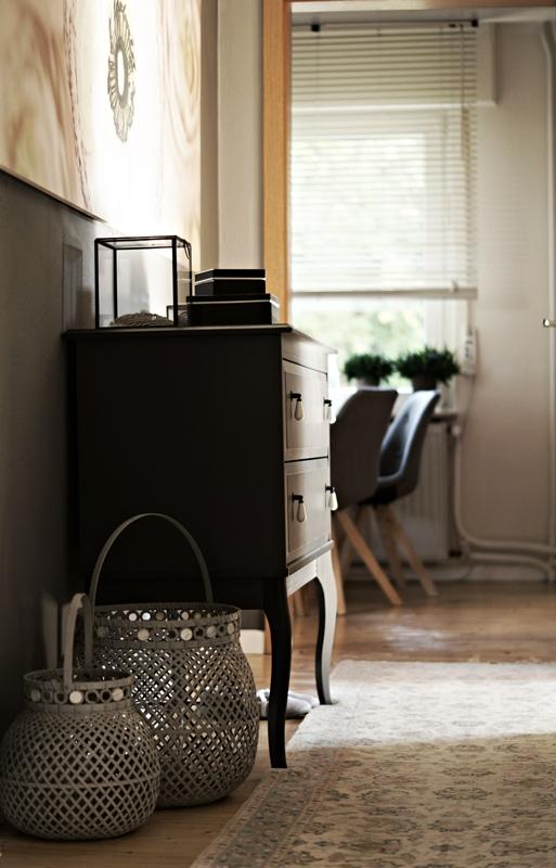 Blog + Fotografie by its me - Rooming Flur, Blick in den Flur