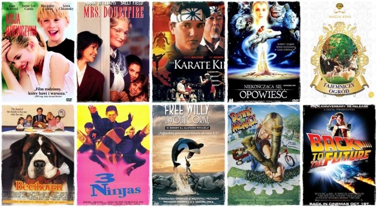 filmy mojego dziecinstwa lata 90
