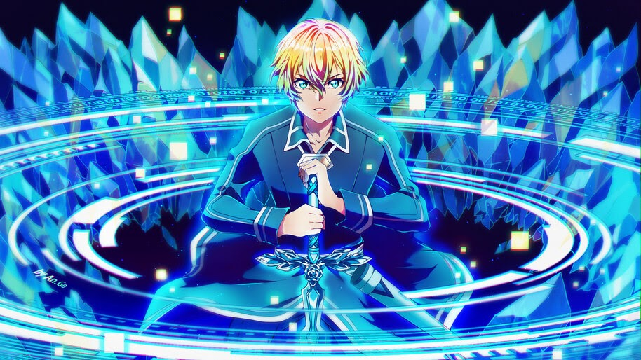 Eugeo, Sword Art Online Alicization, 4K, #4.1818