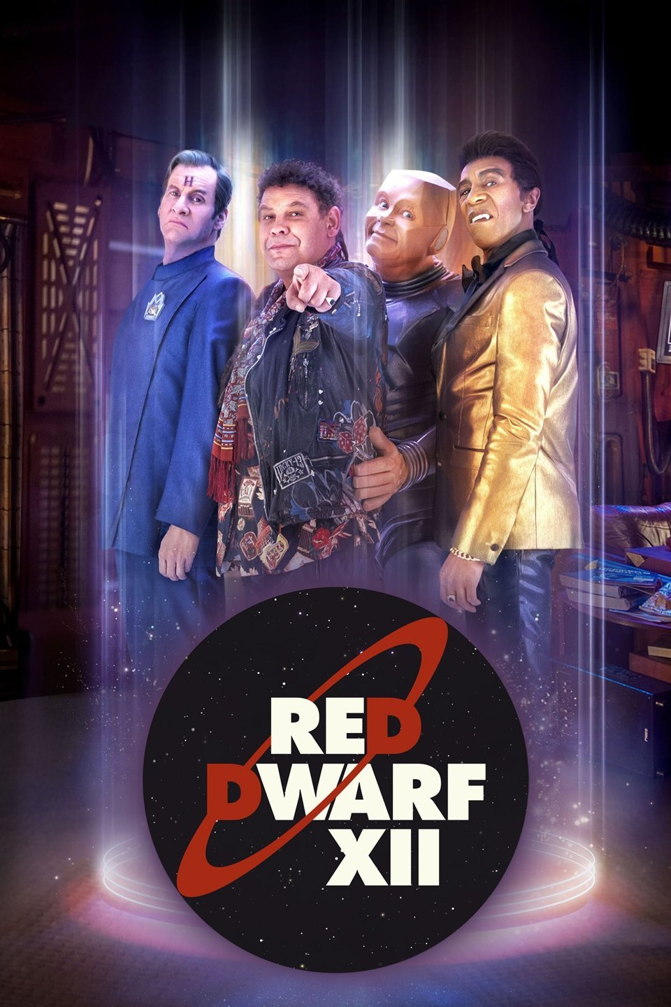Red Dwarf 2017: Season 12 | Official Home pubfilm.com