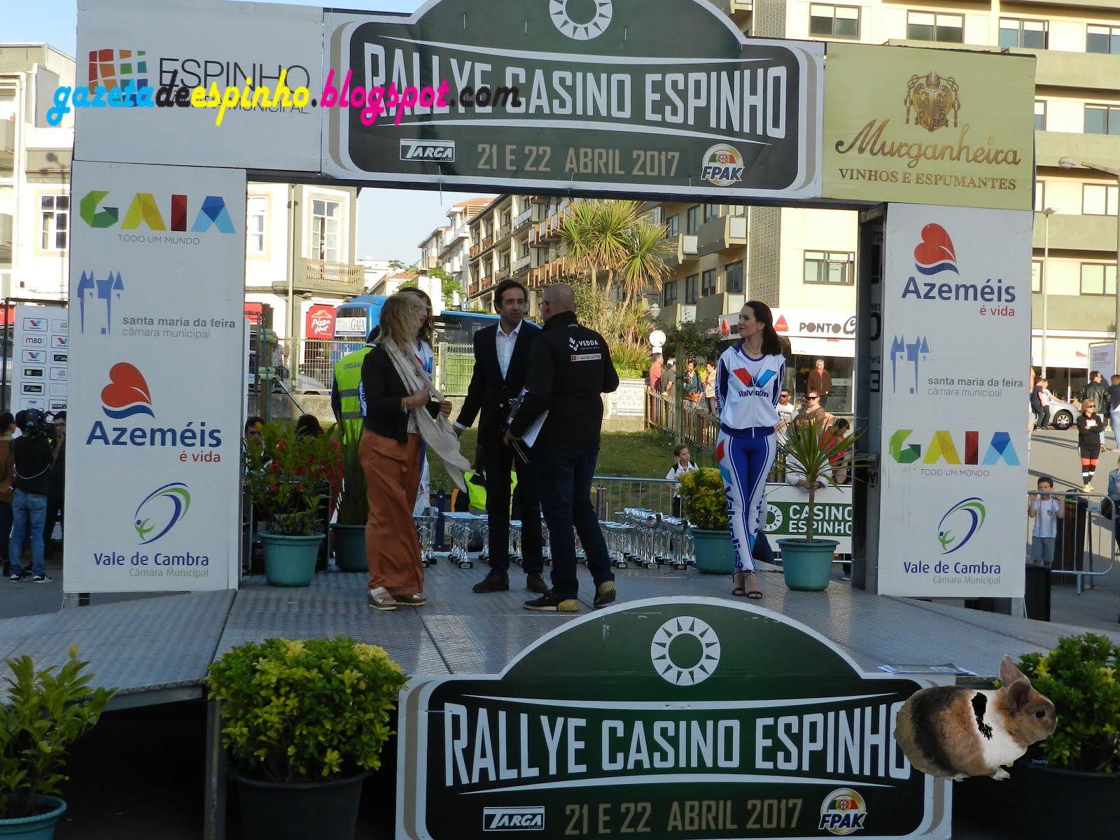 Rallye casino espinho 2019