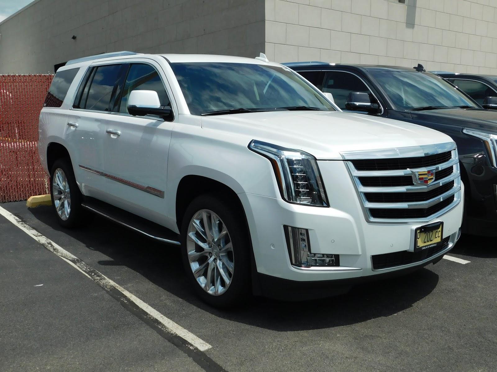 Allcarseveryday 2019 Cadillac Escalade Vs 2019 Lincoln