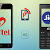 Reliance JioPhone Vs Airtel Karbonn A40 : Both Indian phones one is of Rs 1,500 goes up against with another of Rs 1,399 smartphone in a spec , features , performance , and about practicallity.