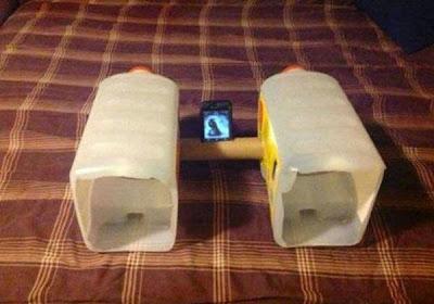 Invento casero ridículo y divertido
