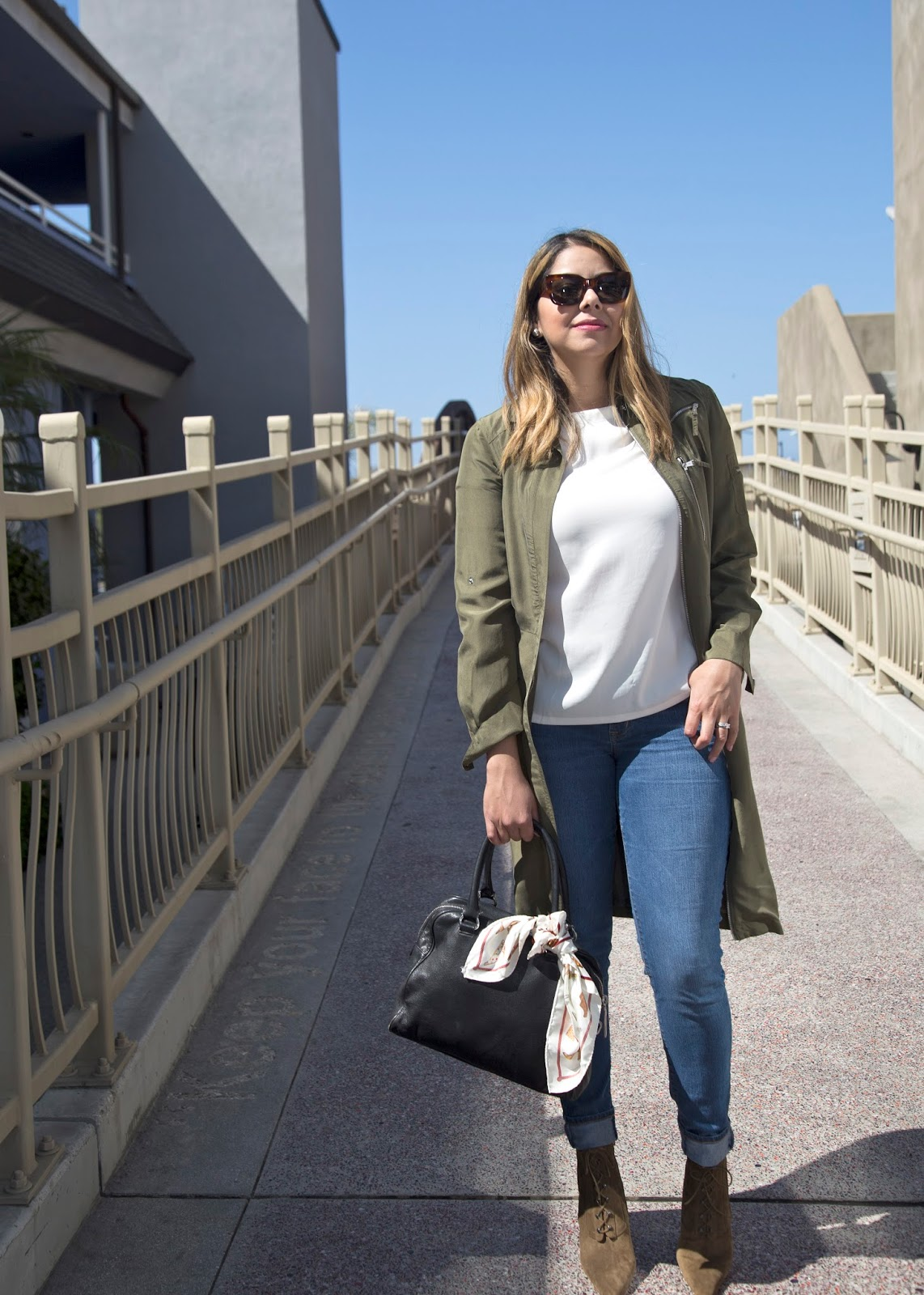 casual yet stylish outfit, san diego street style, san diego blogger