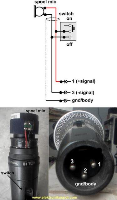 mic schematic