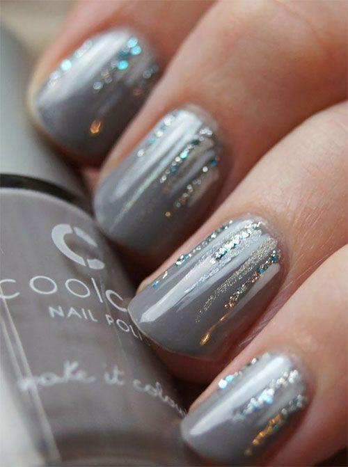 Icicle Nail Art Designs