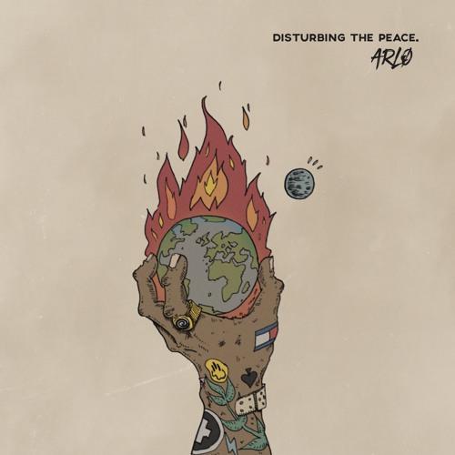 "ARLO Unveils New Single ""Disturbing The Peace"""