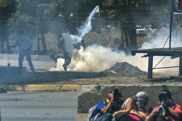 La represión de Maduro en Venezuela no tiene límites, exclama Pompeo