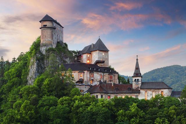Castle Orava Slovacchia