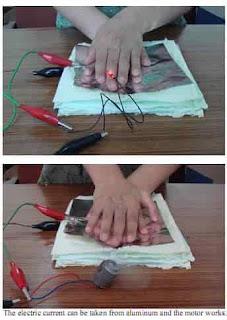 membuat baterai dengan karbon aktif