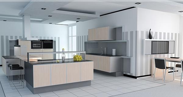 Dapur Kitchen Cerah