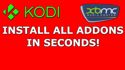 How To Install All The Best Kodi Addons With One Click