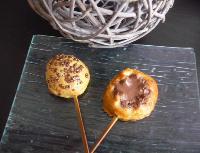 Thermomix Aperitif Cake Pop