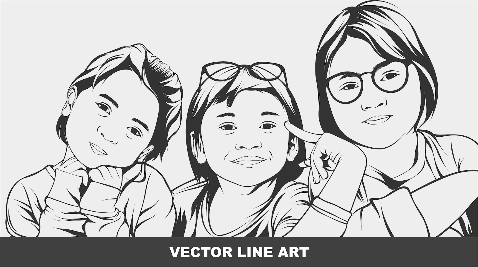 Awesome Vector Art Line