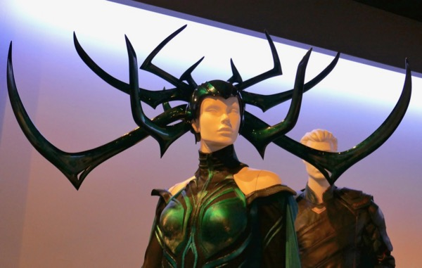 Hela crown headpiece Thor Ragnarok