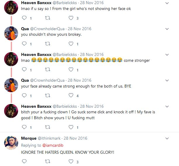 Females Try To Fight Cardi B Pregnant: MUSIC ENTERTAINMENT EDUCATION
