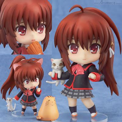 Figura Rin Natsume Nendoroid Little Busters!