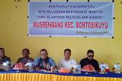 Ka.Bapelitbangda Buka Resmi Murenbang Bontosikuyu 2017