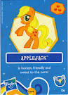 My Little Pony Wave 7 Applejack Blind Bag Card