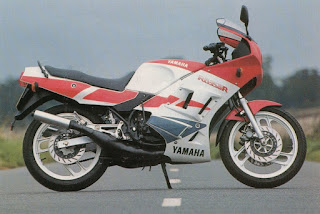 RD 350 Viuva Negra Yamaha 2 Tempos