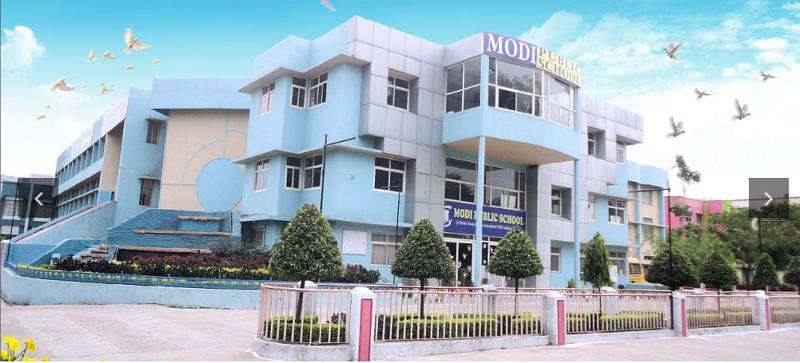 Modi Public School – Kota, Rajasthan