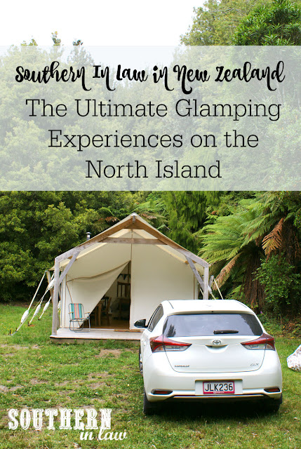 The Ultimate Glamping Experiences on New Zealand's North Island