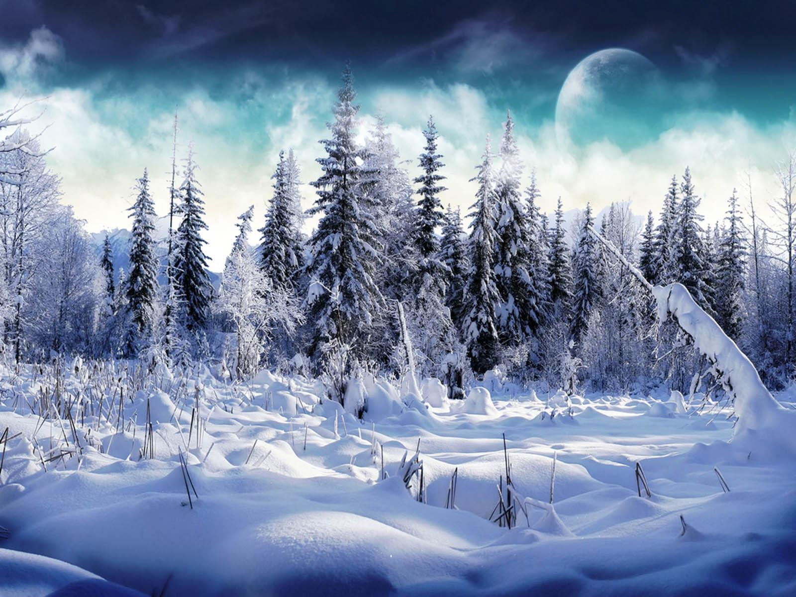 wallpaper: Snow Desktop Wallpapers and Backgrounds