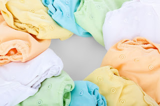Image: Colorful Diapers, by PublicDomainPictures on Pixabay