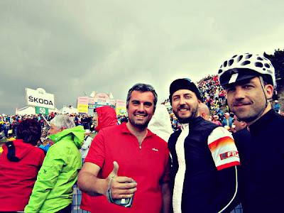 cycling Giro d'Italia route in Denmark bike rental