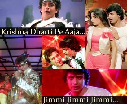 Disco Dancer-Bhappi Lahiri-Mithunda-Mithun Chakraborty-B Subhash-100 Cr Club-100 Crore Club-surakksha-100cr Club-Russian movies-Russian films-Russian Hits
