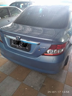 Honda City IDsi tahun 2003