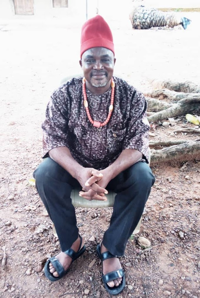 Bekwarra royal father advocates fair play as panacea to peace in a family, society