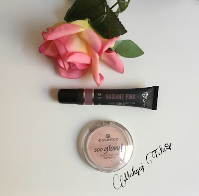 flormar radiant pink highlighter
