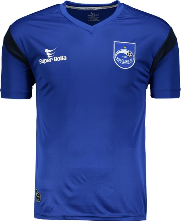 bd0837b134 Super Bolla lança a nova camisa titular do Rio Claro - Show de Camisas