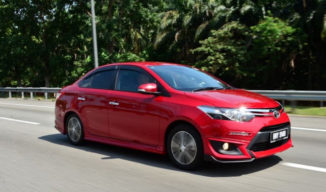 2018 Toyota Vios Review Top Gear