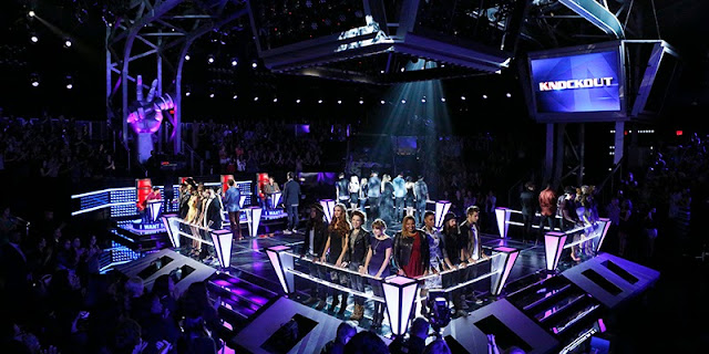 The Voice Season 5: A glance of knockout round