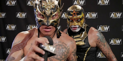 """Backstage News On Rey Fenix's Injury, Being Pulled From """"Double Or Nothing"""""""