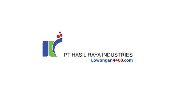 Lowongan Kerja Operator Produksi Pt Hasil Raya Industries