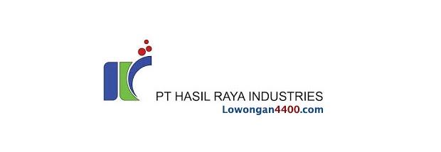 Lowongan Kerja PT. Hasil Raya Industries Karawang Terbaru