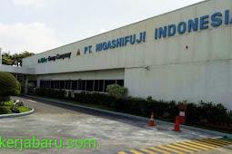Lowongan kerja  PT Higashifuji Indonesia